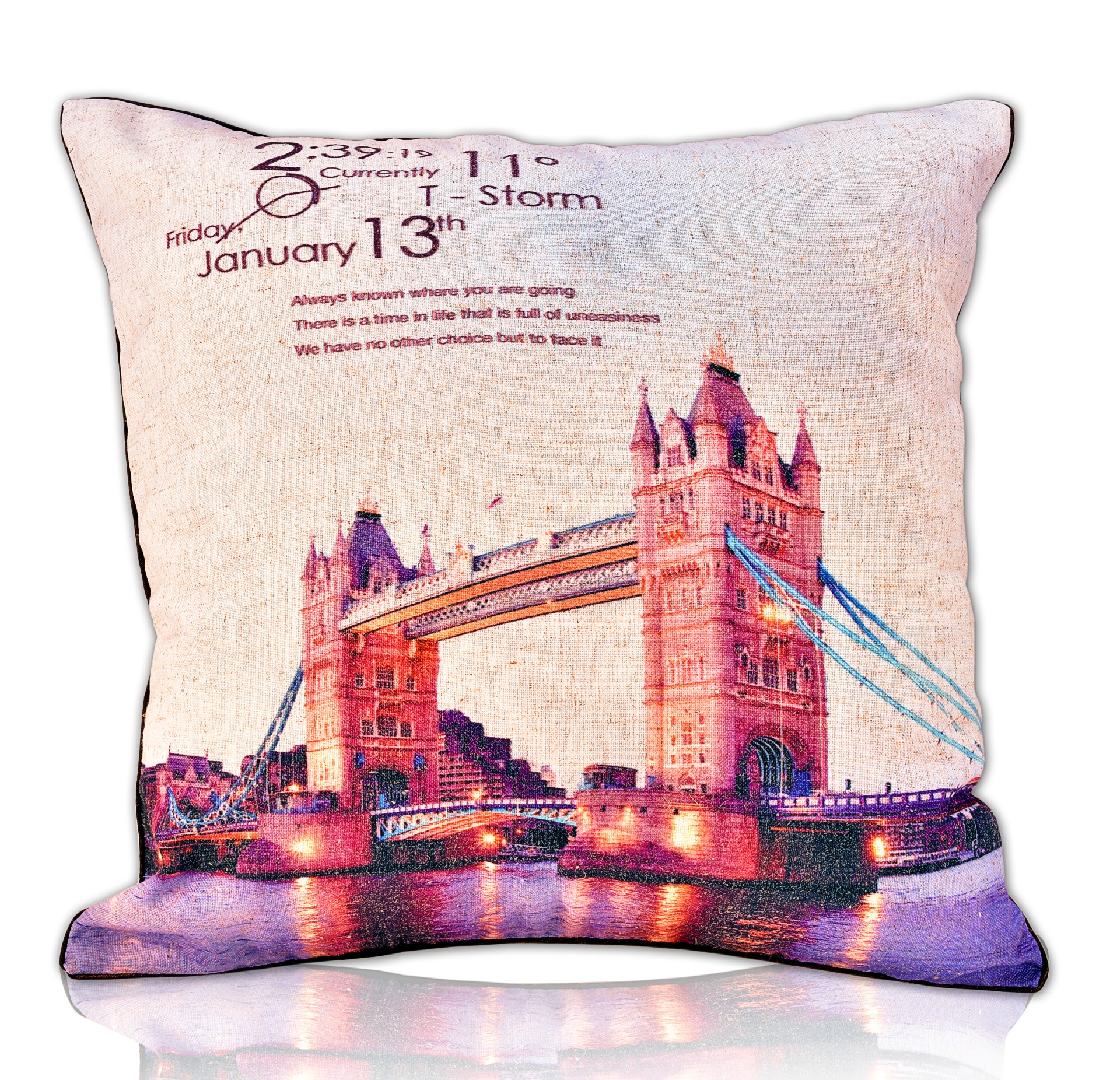 Polycotton Cushion CoverCushion Cover