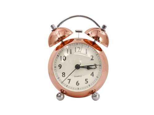 alram clock copper
