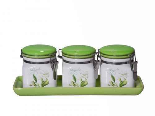 Ceramic Pickle Jars Containers