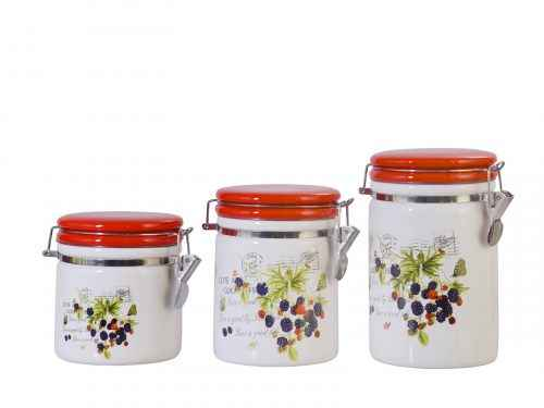 Elite Ceramic Airtight Jar Buy online ceramic jar canister spice jar tea coffee sugar jar