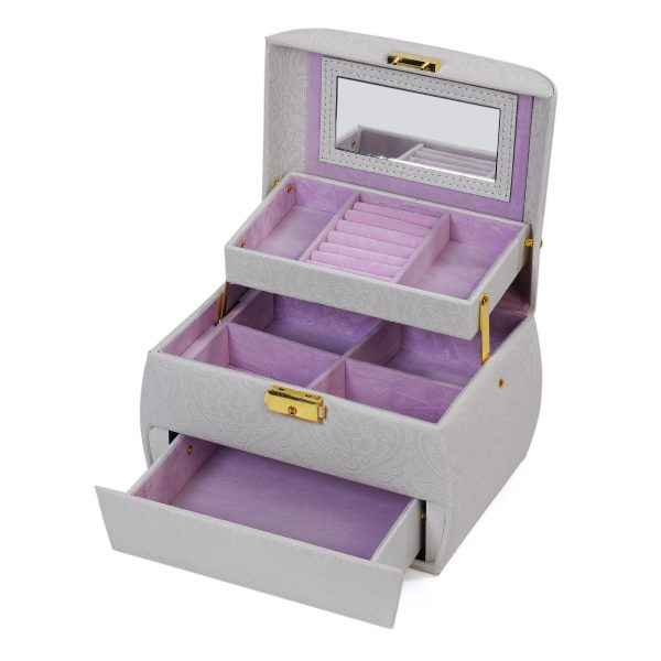 Cosmetic Box For Bridal