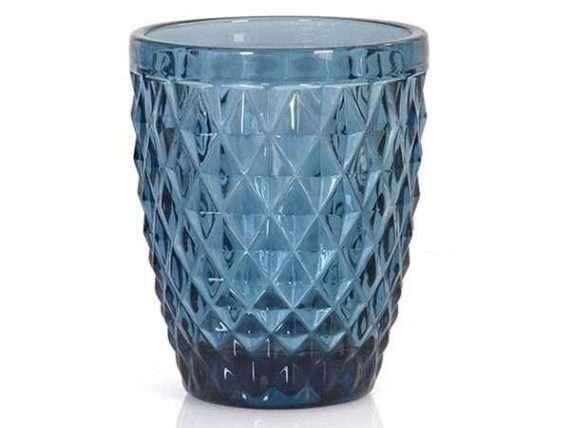 colour drinking glassware blue
