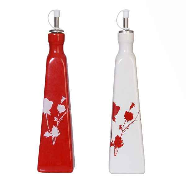oil vinegar bottle set